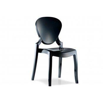 Set 2 scaune Queen negru