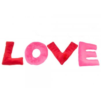 Set perne LOVE