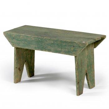 Taburet Wooden