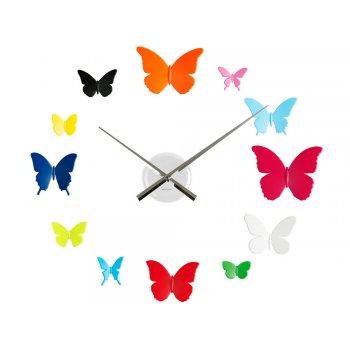 Ceas perete Butterflies