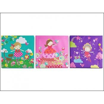 Set tablouri Zoo Candy Girls - Outlet Design