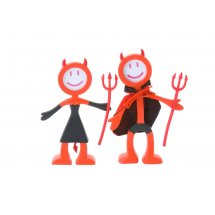 Rama foto Devil Couple