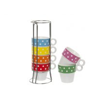 Set cesti ristretto Mini Dots