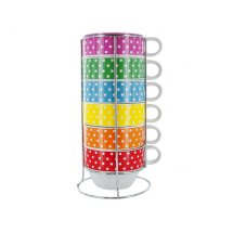 Set caffe latte Mini Dots
